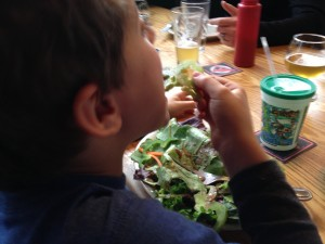 Holding onto Glimmers of Hope: Feeding Picky Eaters