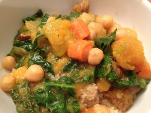 Fall Veggie Stew