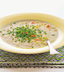 Veggie Corn Chowder photo
