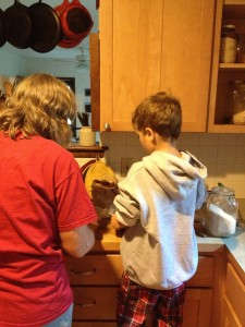 Generational Cooking