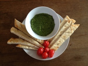 Spinach Pesto and the Power of Preparing Foods in New Ways
