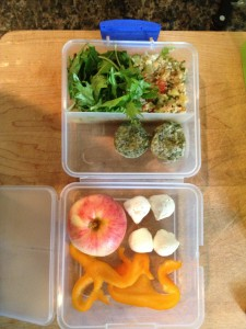4 Actually Realistic Lunch-Packing Tips