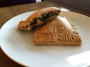 Spinach and Cheese Toaster Pastries