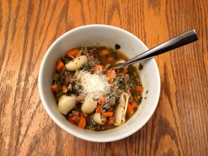 How to Make a Noodle Soup Without a Recipe