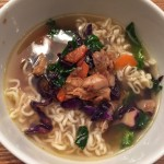 asian noodle soup