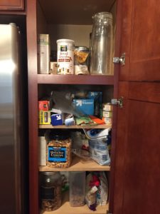 Pantry Before