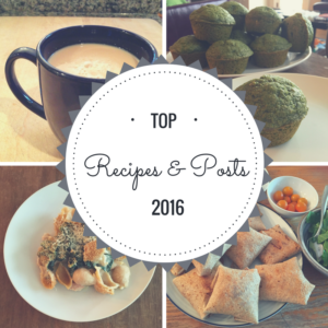 2016 Round-Up: Best Recipes and Posts to Inspire and Feed You