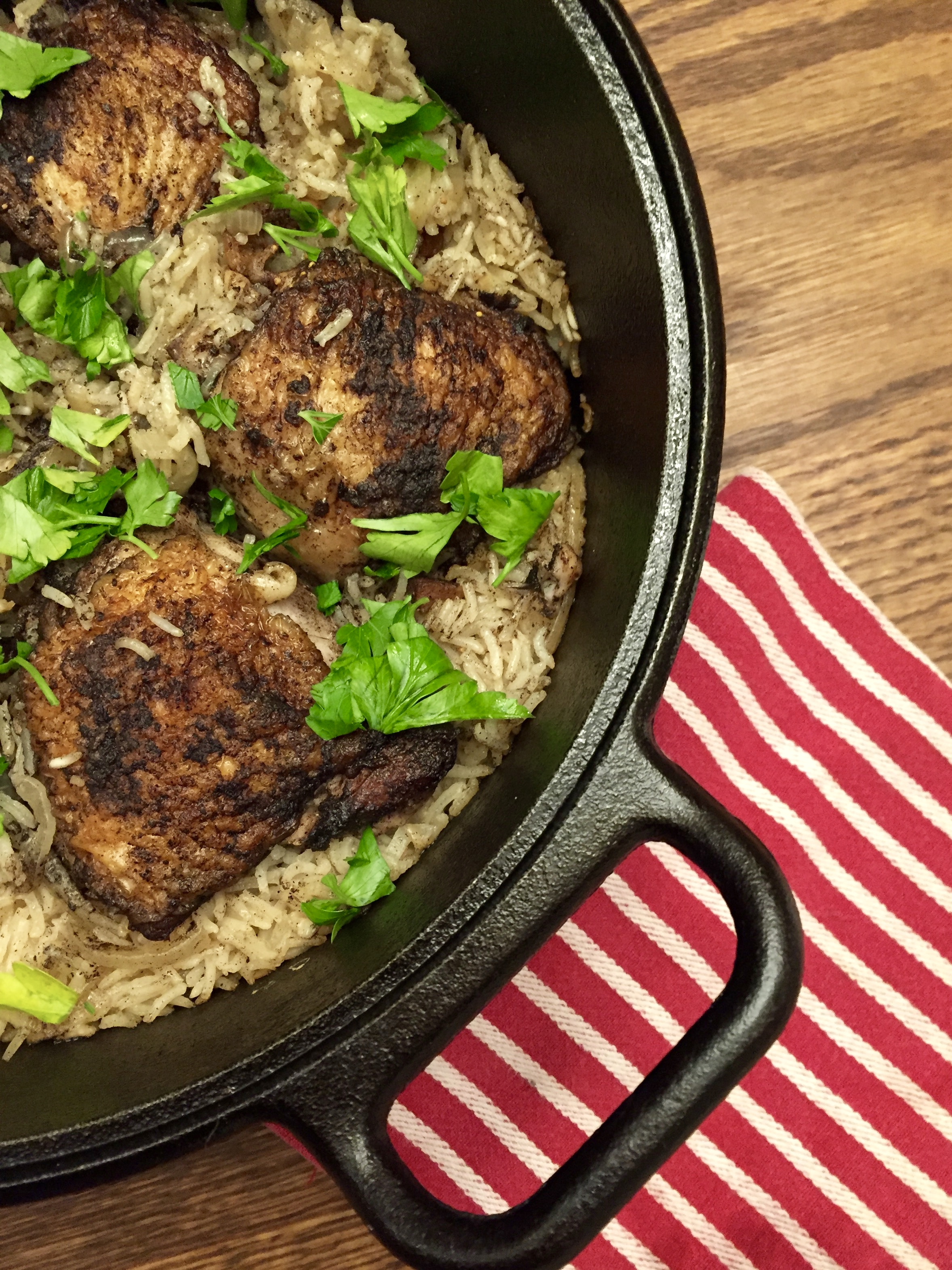 One pot moroccan chicken rice bake as a jew with sephardic routes he has always been very drawn to north african and middle eastern foods he loves as do i the spices the plentiful use of forumfinder