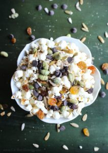 The Best Nut Free Snack Mix and A Dietitian's Tips to Help You Navigate Food Allergies
