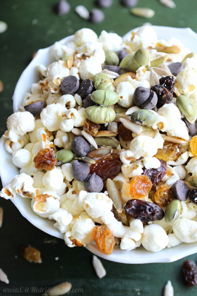 Nut Free Snack Mix 2