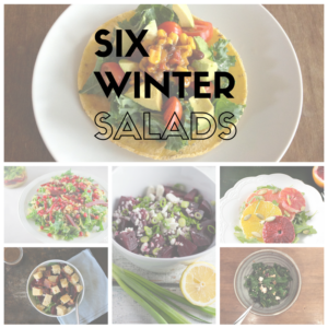 6 Winter Salads to Help You Survive 'Til Spring
