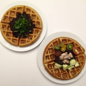 Waffleritos: And How to Use Up the Food You Already Have in Your House