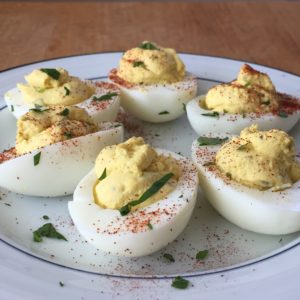 3 Easy Ways to Use Up Hard-Boiled Eggs, Plus the Simplest Deviled Eggs