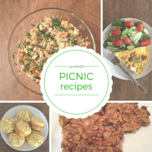 My Favorite Summer Picnic Recipes